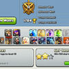 clash of clans(coc) th9 lvl 96