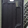 Jual Sview Cover original second samsung S5 black mulusssss