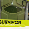 GRIFFIN SURVIVOR CASE FOR IPHONE 5/S (GREEN)