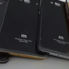 Backcase Aluminium Xiaomi Redmi 2, Note dan 1S Bonus Screen guard