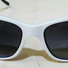 Oakley Woman Original - Forehand Polished White Black Grey Gradient
