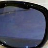 Oakley Woman Original Drizzle Polished Black Iris Metallic Grey Lenses