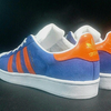 OBRAL !! ADIDAS SUPERSTAR II EAST RIVER RIVALRY SIZE 38 ORIGINAL !!