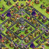 Jual ID Clash of clan (coc) Town hall 9 (TH9) LVL 108 , BK LVL 12 AQ LVL 20 MURAH !