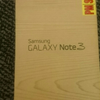 new Samsung Galaxy Note 3 Duos