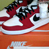 Air Jordan 1 KO Chicago ( not airmax kobe flyknit rosherun supreme )