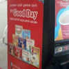 vending machine coffee good day sewa free!!