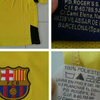 Barcelona Training Shirt Original