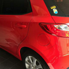 Di jual mazda 2 type v km 30ribu on going