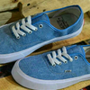 vans autentic denim washed