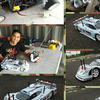 jual RC propo touring auldey 1/10