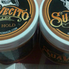 Suavecito Firme Hold bukan murrays, pompadog, toar&robby