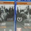 DVD PS4 Dying Light The Following