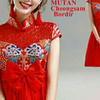Dress Mutan Cheongsam hs