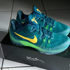 "Nike zoom kobe venomenon 5"" Green emerald""100%original"