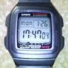 Jual Jam Tangan Casio F-201WA Murah Mulus Garansi Masih Panjang !
