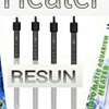 Produk RESUN ( Aerator - Heater - Pompa air - Thermometer )