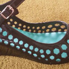 jelly shoes branded