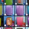 koper suitcase luggage fiber termurah
