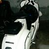 Vespa pts special 90cc putih baru cat bandung