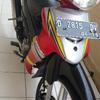 shogun 125cc tahun 2005 di bandung murmer