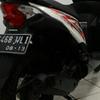 HONDA BEAT F1 2014 bln 8 Putih Merah Full Original Siap Pakai