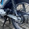 honda kharisma 125cc thn 2004 murahhhhhh