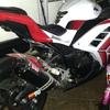 """""""WTS"""" Ninja 250 Fi 2012 putih low km"""