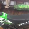 Kawasaki D Tracker 150 serasa baruuu