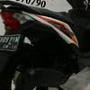 HONDA BEAT F1 REPSOL 2014 bln 8 Oren Putih Full Original