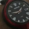 Jam Kecil SPEEDO Red Black 2nd Ori