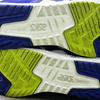 Asics Gel Saga & Reebok One Cushion Running Shoes (Original)