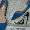 Sandal & sepatu wanita merk street Feet & Linea Pelle, import