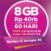 axis internet data 8gb