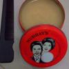 Ready stock pomade murrays: superior, superlight, nunile, hairglo, exelento, edgewax