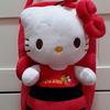 Tempat Tissue Gantung Hello Kitty