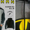 jual hoodie, sweater, zipper superhero