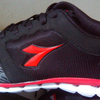 Running Shoes Diadora Radial Black, 41