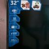 """tv led 32"""" haier le32m630c sanyo"""