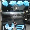 EFEK VOX TONE GARAGE V8 DISTORTION