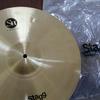 """cymbal simbal stagg crash 16"""" SH bandung"""