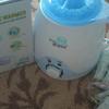 warmer penghangat susu bayi untuk mobil dan rumah multifungsi