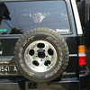 daihatsu taft rocky independent 4x4 thn.99 cocok buat offroad