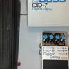 Jim dunlop crybaby 95q autoreturn Boss DD 7 (DD7)