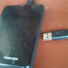 Hardisk Eksternal Toshiba 1 Tera