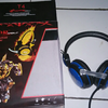 Headphone war wolf T4