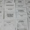 Buku Panduan Service Dan Perawatan Berkala Eterna - Galant Terlengkap !!!