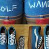 vans golf wang premium waffle IFC
