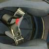 WTS helm AGV K3 Ghotic Black Dark Visor murah! (arai,nolan,kyt)