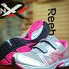 Sepatu reebok running woman original